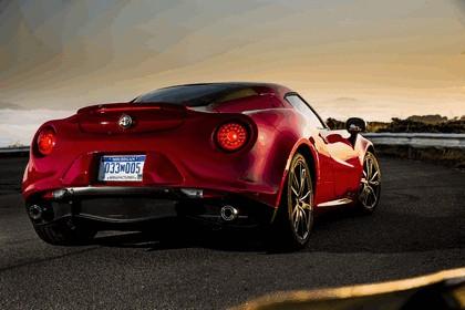 2015 Alfa Romeo 4C - USA version 7