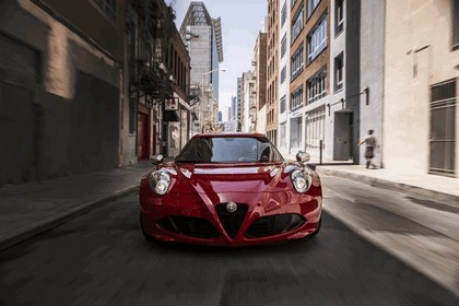 2015 Alfa Romeo 4C - USA version 10