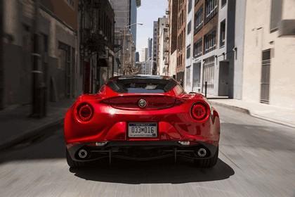 2015 Alfa Romeo 4C - USA version 12