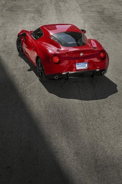 2015 Alfa Romeo 4C - USA version 14