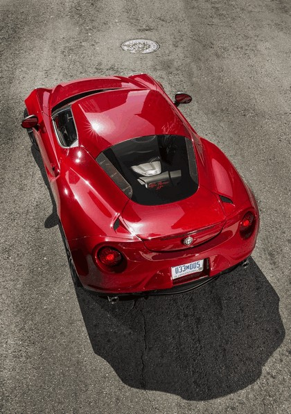 2015 Alfa Romeo 4C - USA version 15