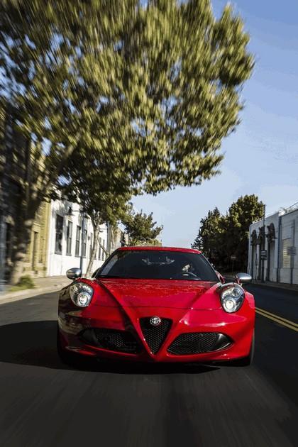 2015 Alfa Romeo 4C - USA version 17