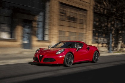 2015 Alfa Romeo 4C - USA version 19