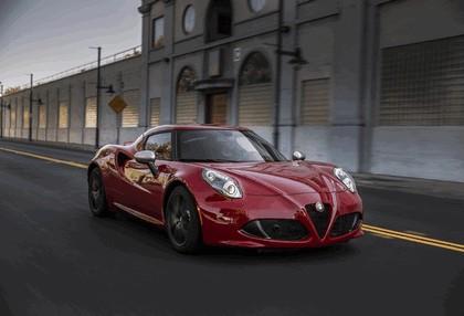 2015 Alfa Romeo 4C - USA version 20