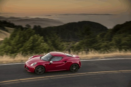 2015 Alfa Romeo 4C - USA version 22