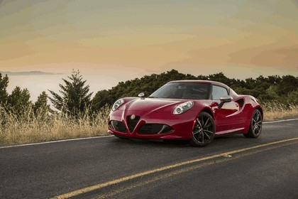 2015 Alfa Romeo 4C - USA version 24