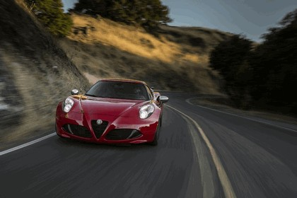 2015 Alfa Romeo 4C - USA version 30