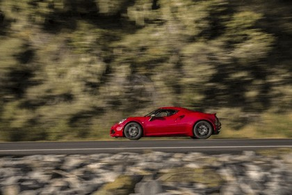 2015 Alfa Romeo 4C - USA version 36