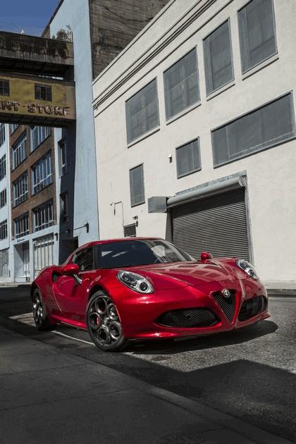 2015 Alfa Romeo 4C - USA version 39