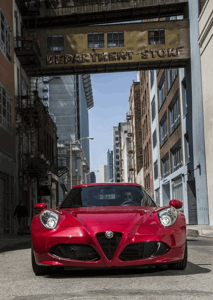 2015 Alfa Romeo 4C - USA version 41