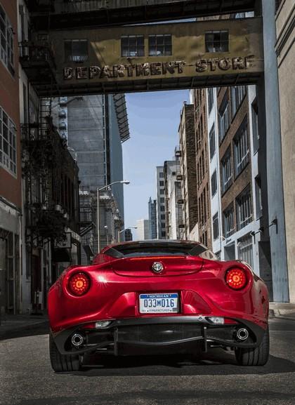 2015 Alfa Romeo 4C - USA version 42