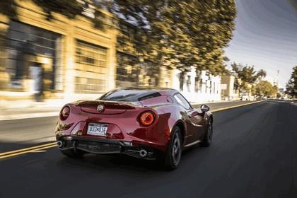 2015 Alfa Romeo 4C - USA version 45