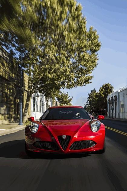 2015 Alfa Romeo 4C - USA version 47