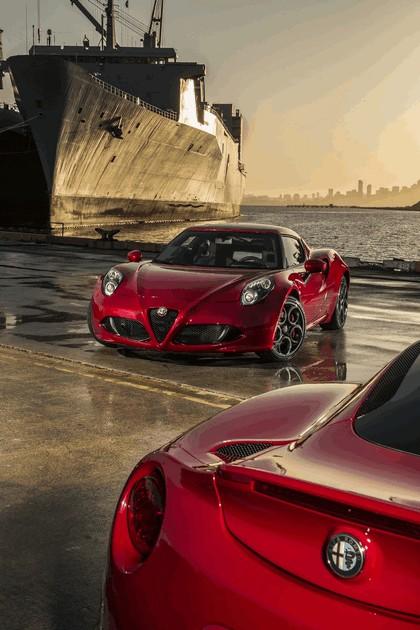 2015 Alfa Romeo 4C - USA version 49