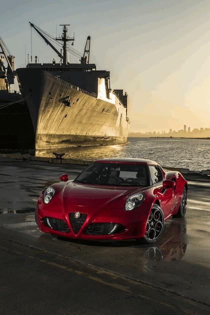 2015 Alfa Romeo 4C - USA version 50