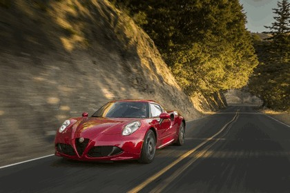 2015 Alfa Romeo 4C - USA version 56