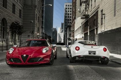 2015 Alfa Romeo 4C - USA version 83