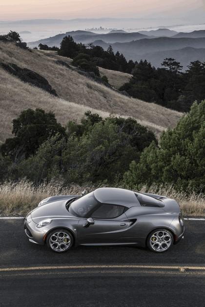 2015 Alfa Romeo 4C - USA version 90