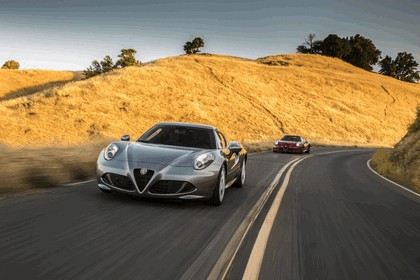 2015 Alfa Romeo 4C - USA version 93