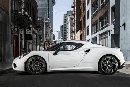 2015 Alfa Romeo 4C - USA version 103