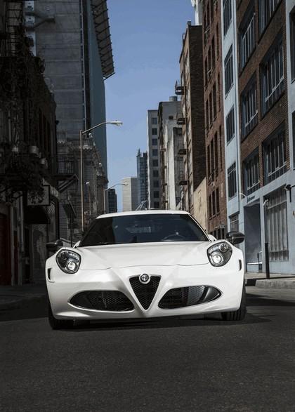 2015 Alfa Romeo 4C - USA version 104