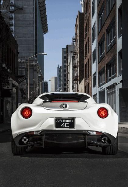 2015 Alfa Romeo 4C - USA version 105
