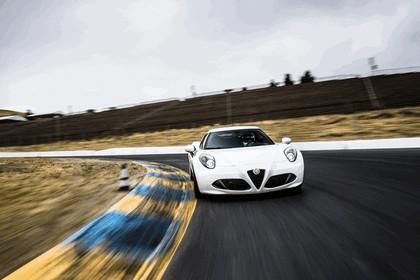 2015 Alfa Romeo 4C - USA version 109
