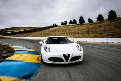 2015 Alfa Romeo 4C - USA version 114