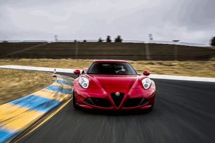 2015 Alfa Romeo 4C - USA version 116