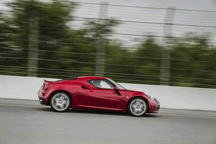 2015 Alfa Romeo 4C - USA version 122