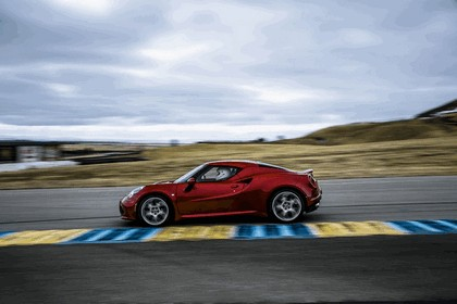 2015 Alfa Romeo 4C - USA version 124