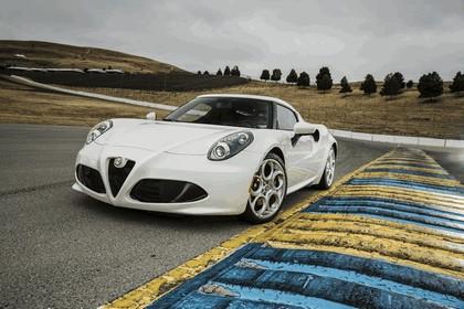2015 Alfa Romeo 4C - USA version 126