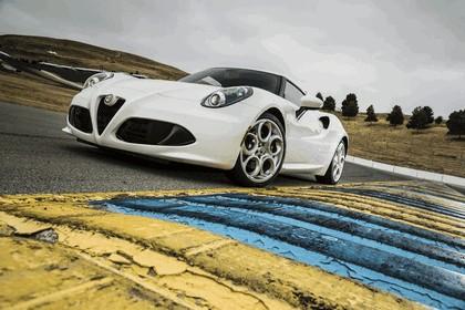 2015 Alfa Romeo 4C - USA version 127