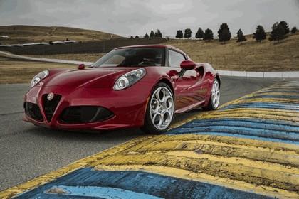 2015 Alfa Romeo 4C - USA version 129