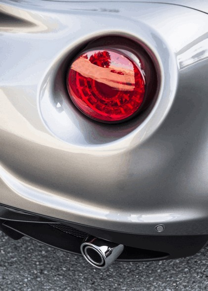 2015 Alfa Romeo 4C - USA version 141