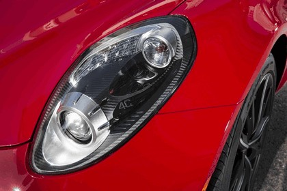 2015 Alfa Romeo 4C - USA version 150