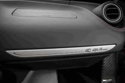 2015 Alfa Romeo 4C - USA version 155