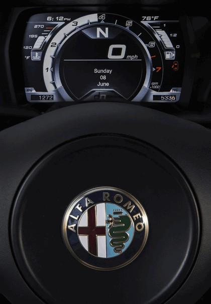 2015 Alfa Romeo 4C - USA version 159