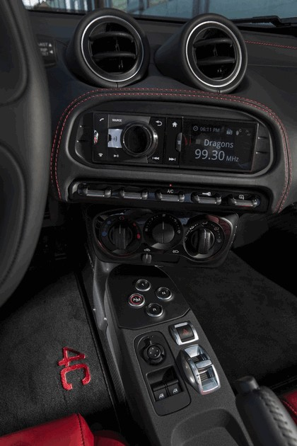 2015 Alfa Romeo 4C - USA version 160