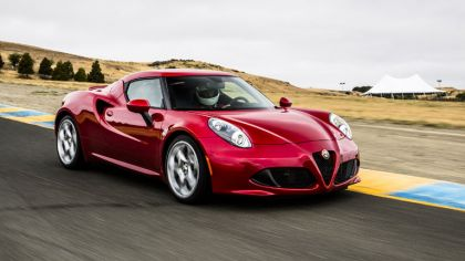 2015 Alfa Romeo 4C - USA version 5