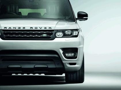 2014 Land Rover Range Rover Sport Stealth Pack 2
