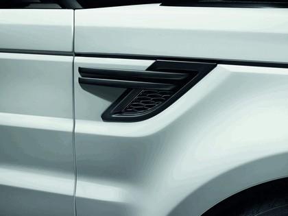 2014 Land Rover Range Rover Sport Stealth Pack 5