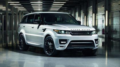 2014 Land Rover Range Rover Sport Stealth Pack 9