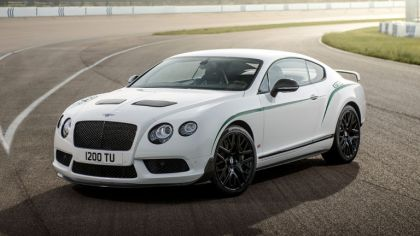 2014 Bentley Continental GT3-R 2