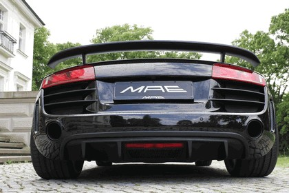 2014 Audi R8 XII GT Aero-Kit by SGA Aerodynamics 6