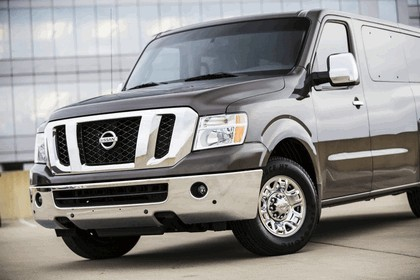 2014 Nissan NV - USA version 4