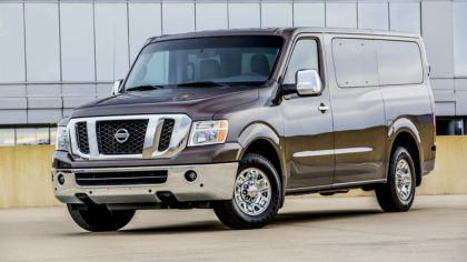 2014 Nissan NV - USA version 8