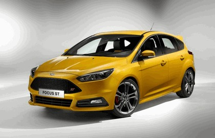 2014 Ford Focus ST 2