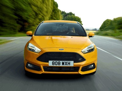 2014 Ford Focus ST 19