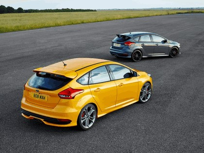 2014 Ford Focus ST 21